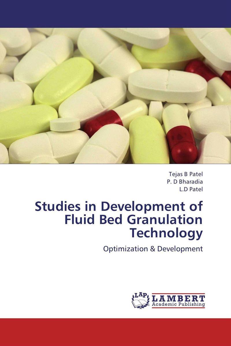 Studies in Development of Fluid Bed Granulation Technology