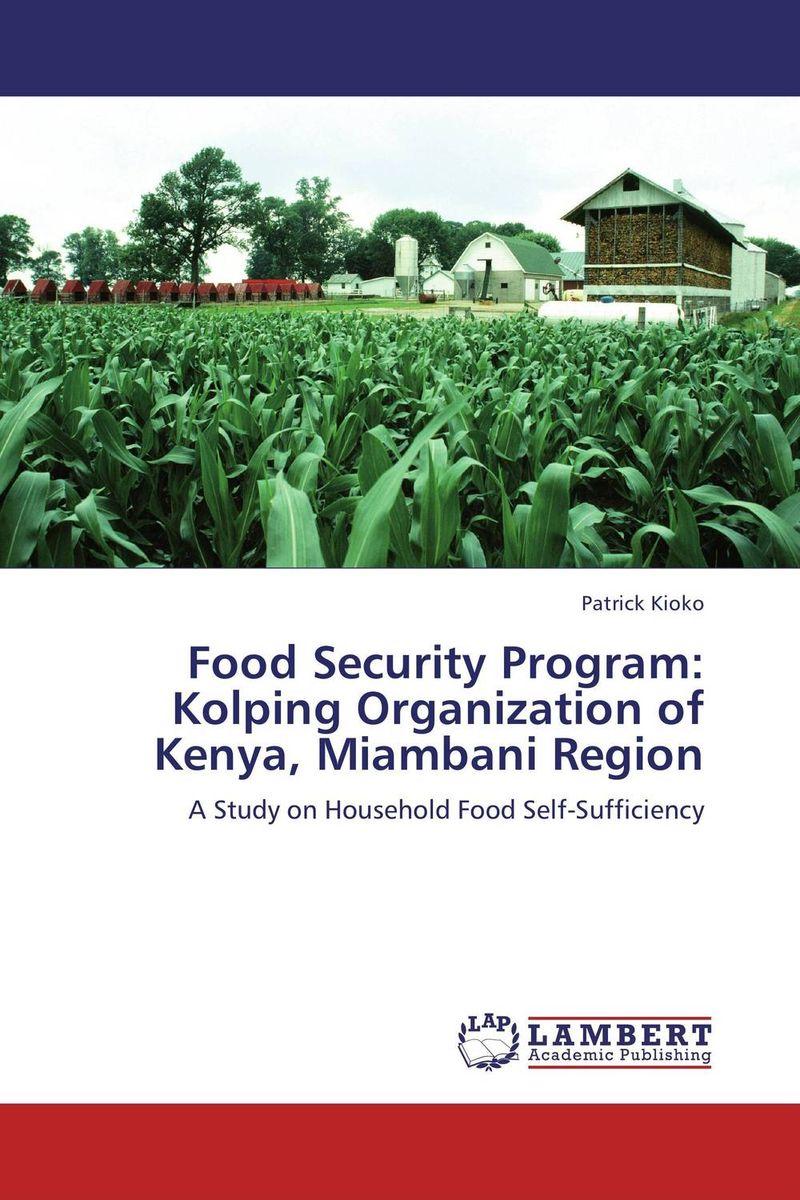 Patrick Kioko Food Security Program: Kolping Organization of Kenya, Miambani Region agatha daniel and charles olungah women s indigenous knowledge in household food security