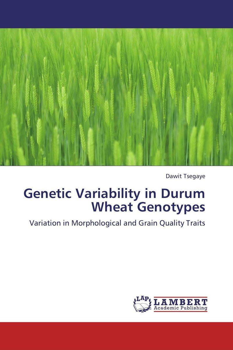 Dawit Tsegaye Genetic Variability in Durum Wheat Genotypes vaishali shami naresh pratap singh and pramod kumar pal morpho physio and genetic diversity analysis on indian wheat genotypes