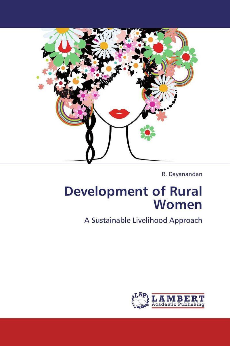 R. Dayanandan Development of Rural Women