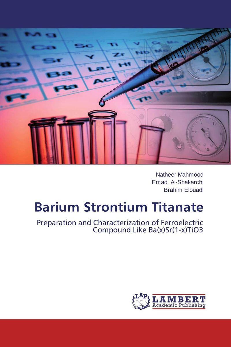 Barium Strontium Titanate