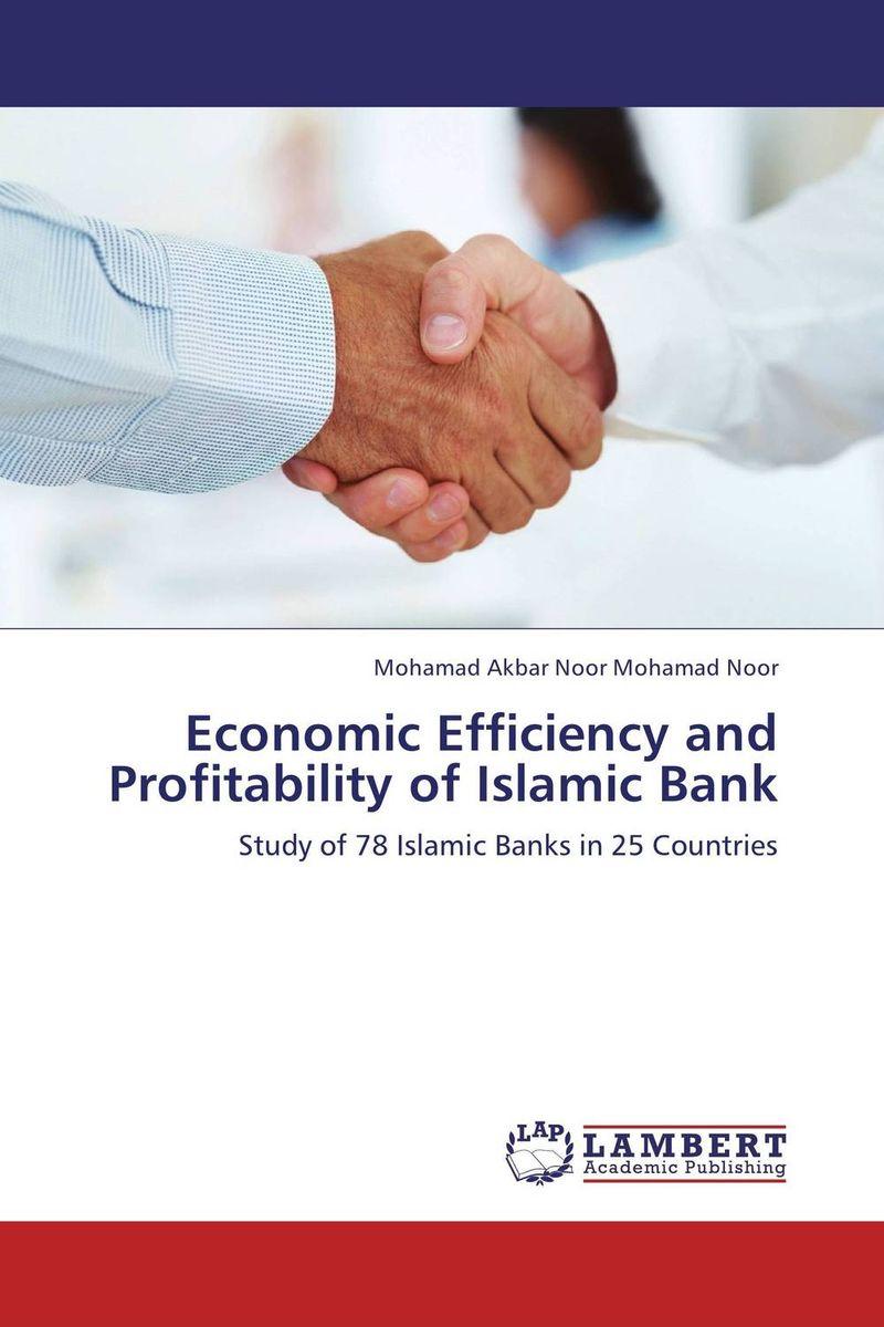 Mohamad Akbar Noor Mohamad Noor Economic Efficiency and Profitability of Islamic Bank mukhzeer mohamad shahimin and kang nan khor integrated waveguide for biosensor application