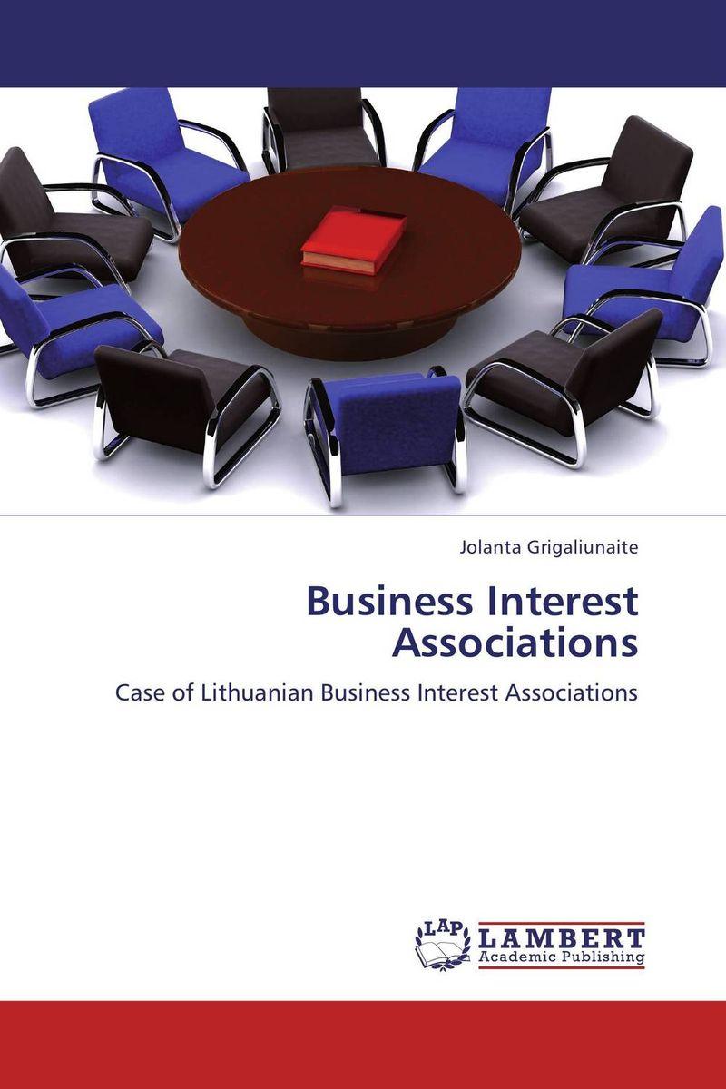 Business Interest Associations