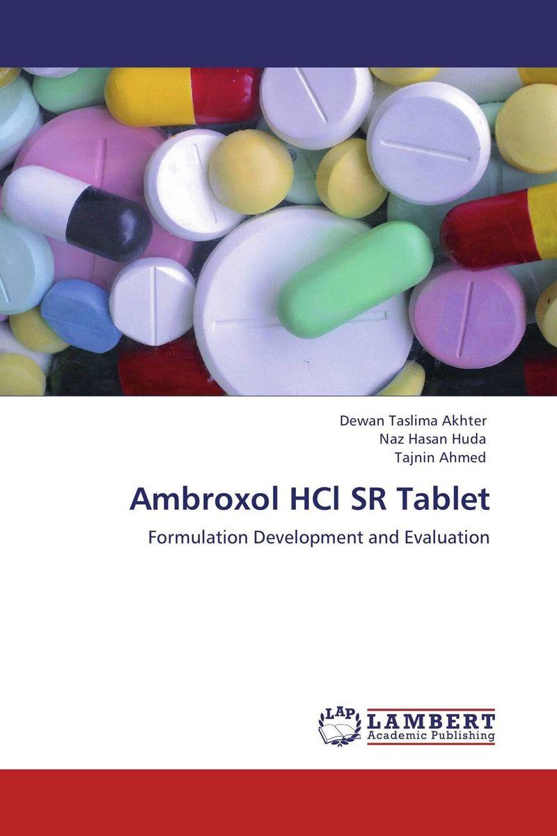 Ambroxol HCl SR Tablet