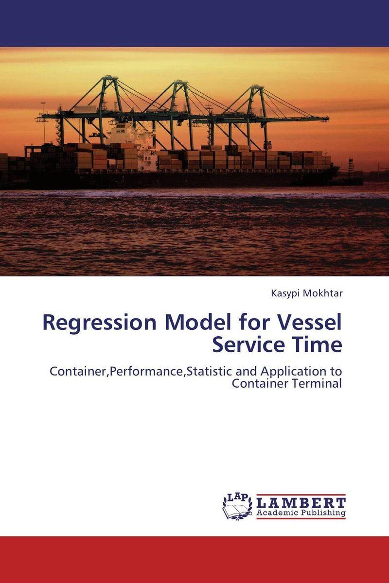 Regression Model for Vessel Service Time