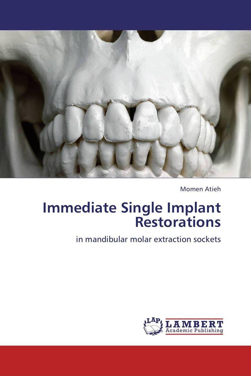 Immediate Single Implant Restorations