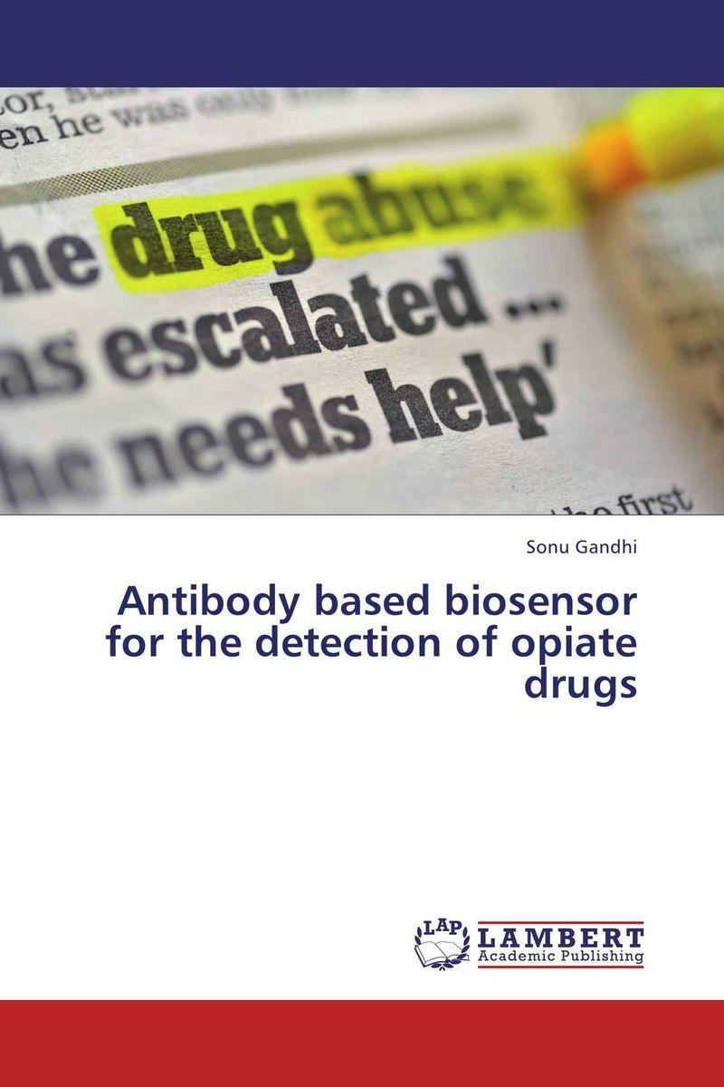 Sonu Gandhi Antibody based biosensor for the detection of opiate drugs mukhzeer mohamad shahimin and kang nan khor integrated waveguide for biosensor application