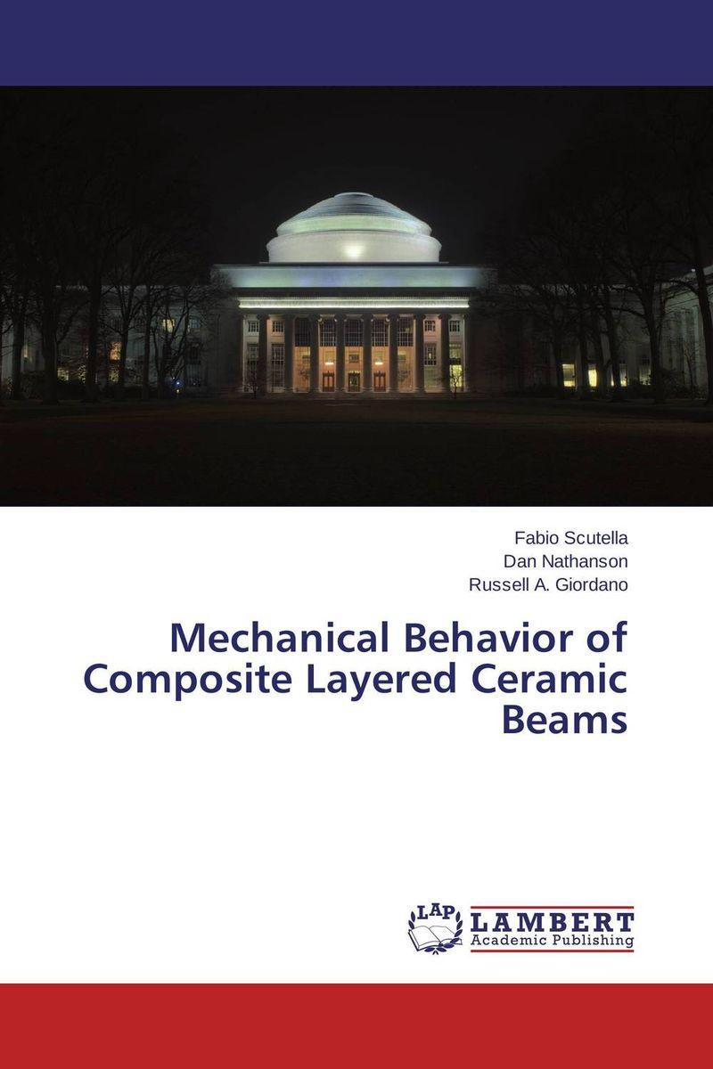 Mechanical Behavior of Composite Layered Ceramic Beams