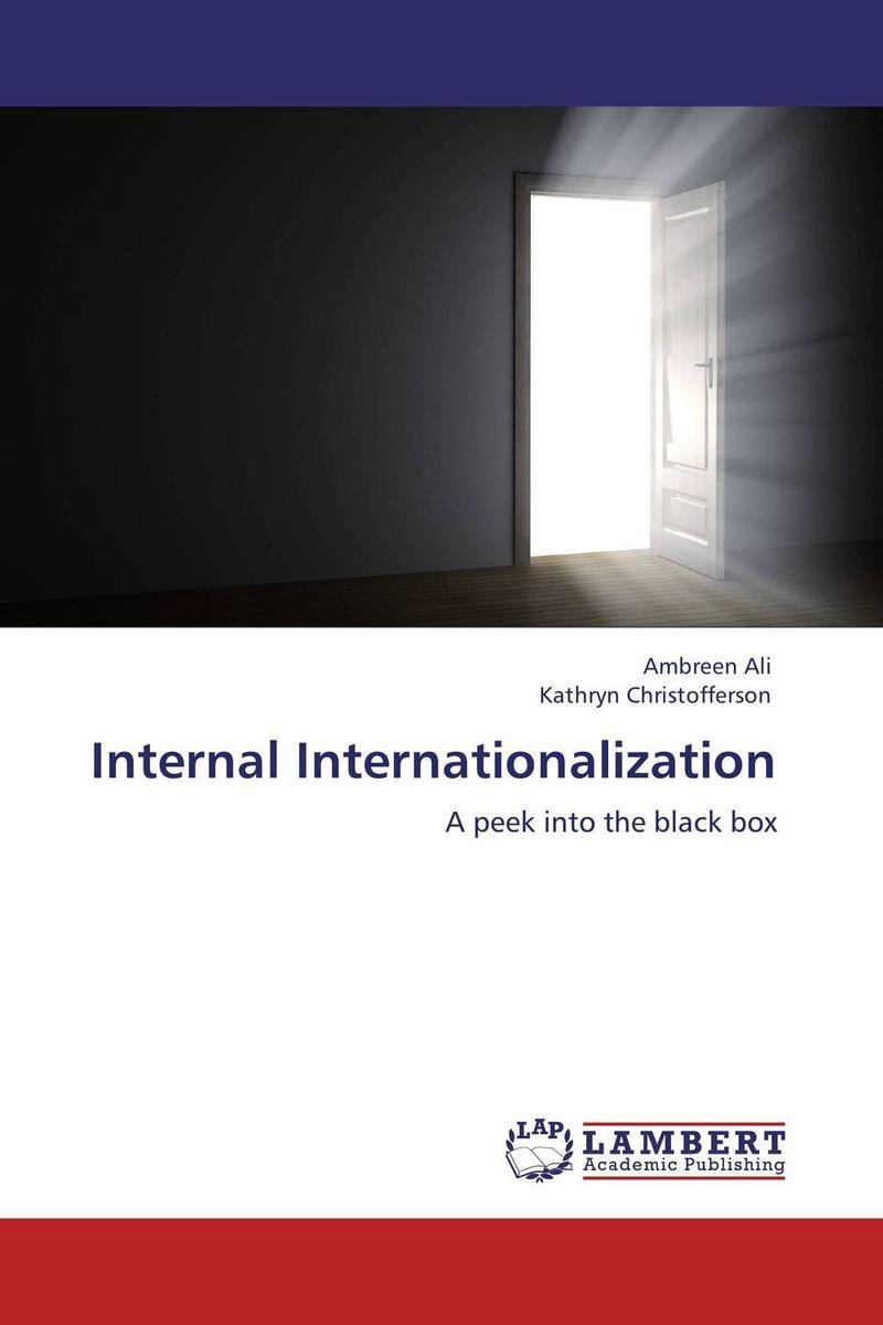 Internal Internationalization