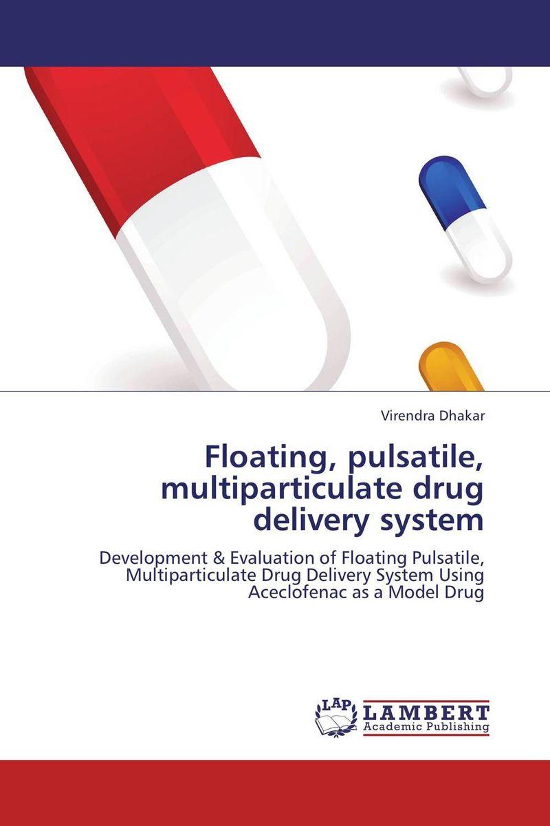 Floating, pulsatile, multiparticulate drug delivery system