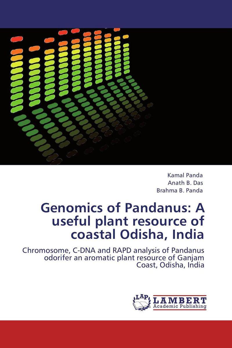 Genomics of Pandanus: A useful plant resource of coastal Odisha, India