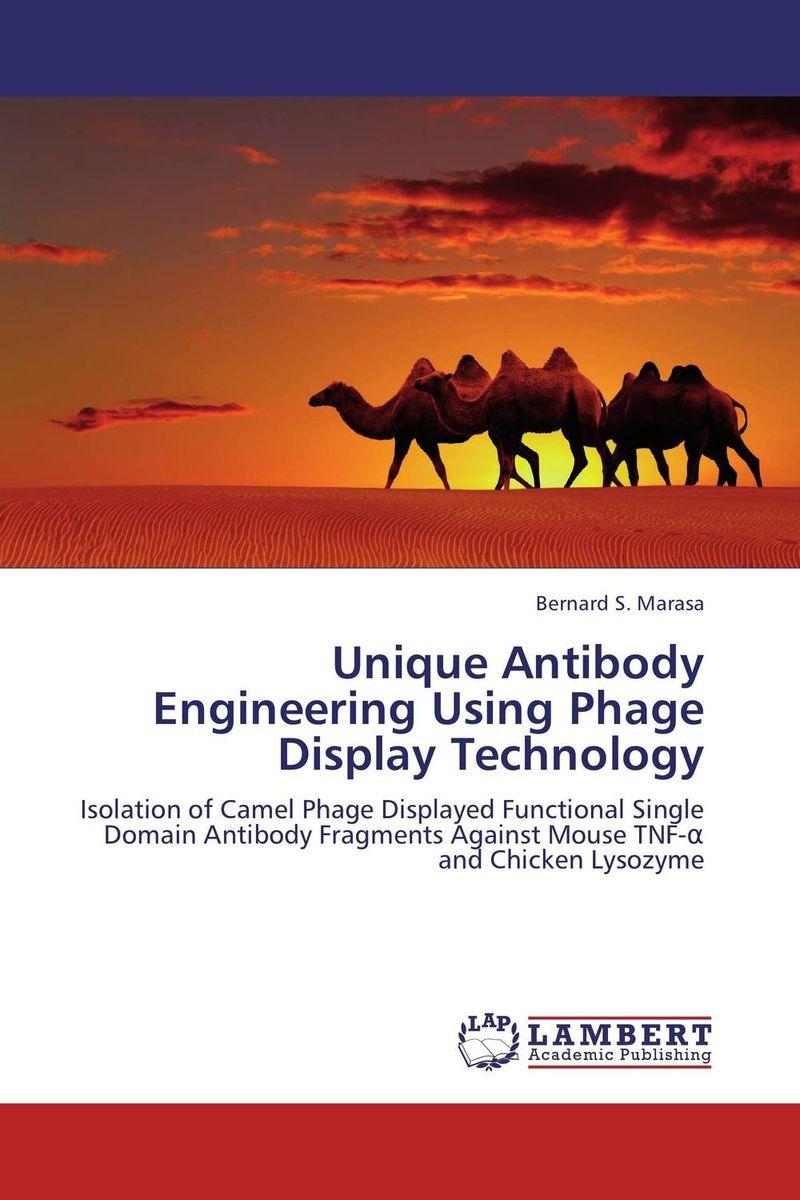 Unique Antibody Engineering Using Phage Display Technology