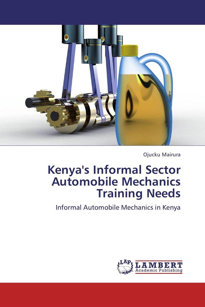 Kenya's Informal Sector Automobile Mechanics Training Needs