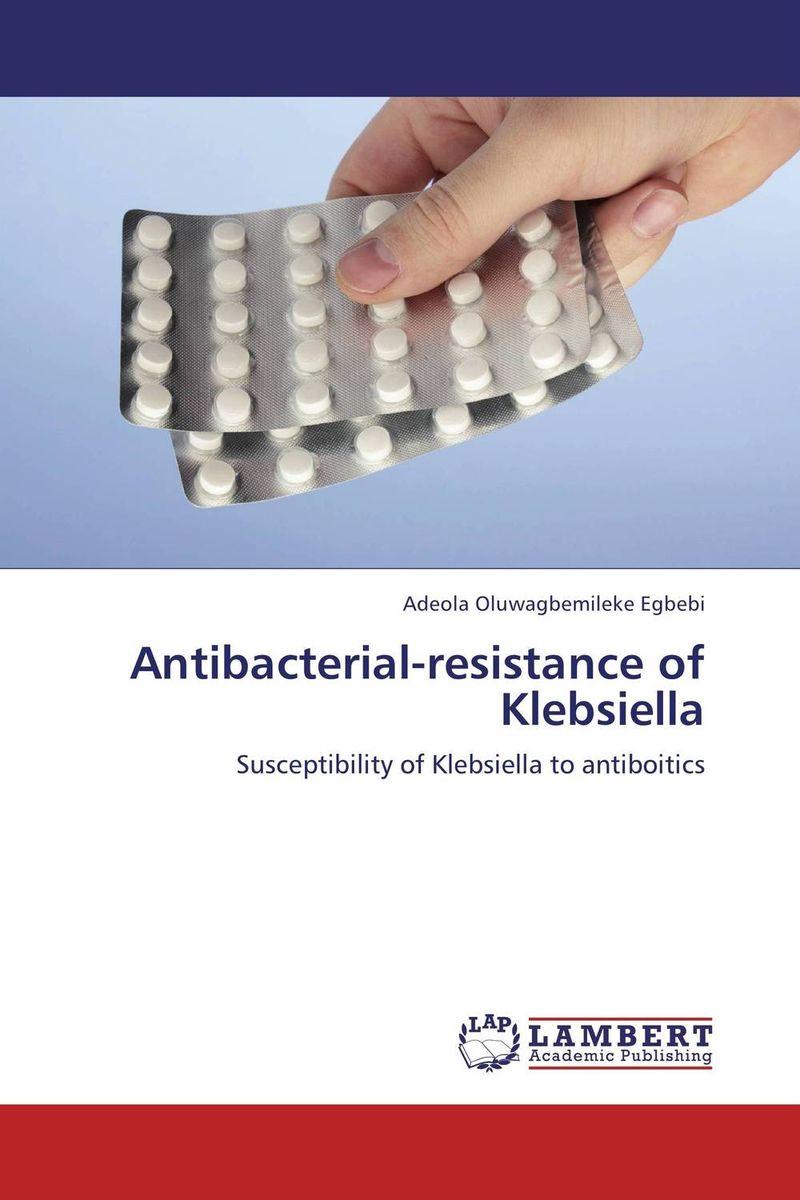 Antibacterial-resistance of Klebsiella