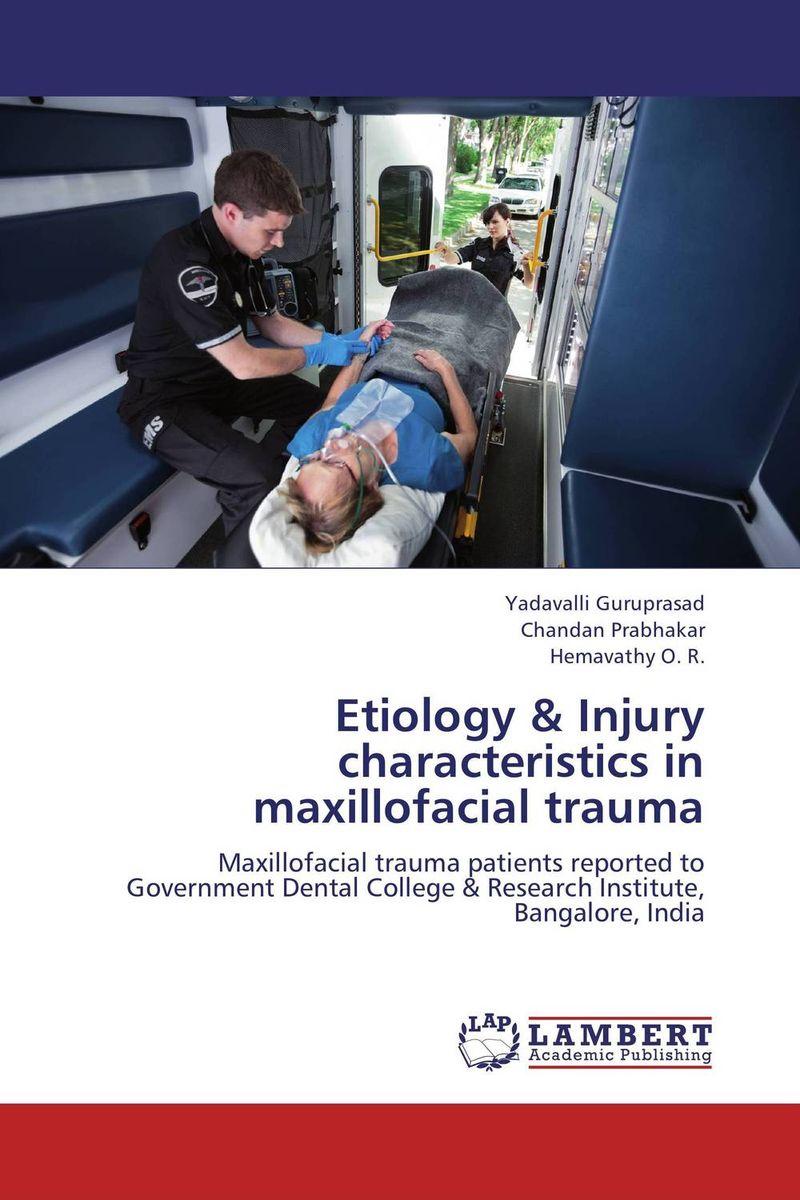 Etiology & Injury characteristics in maxillofacial trauma
