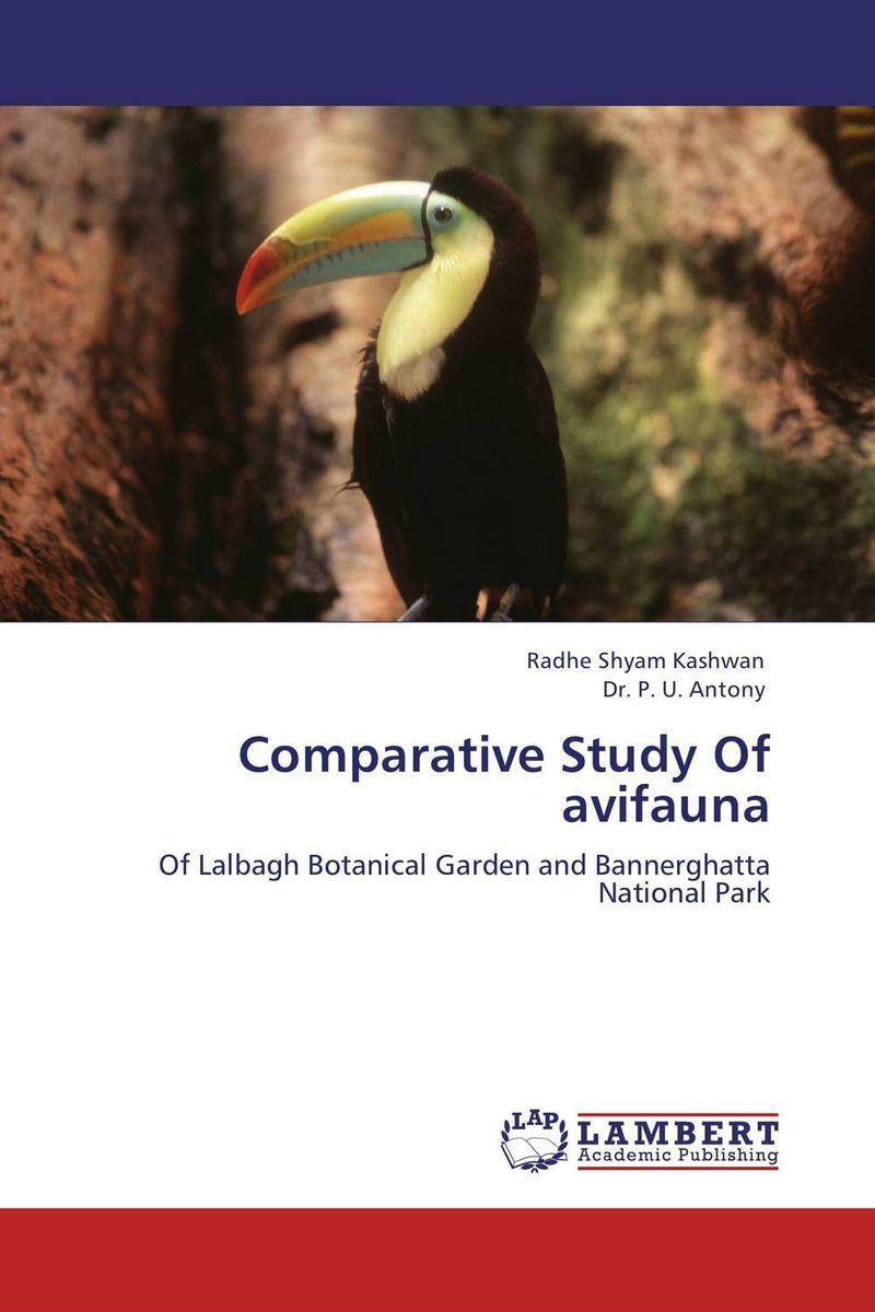 Radhe Shyam Kashwan and Dr. P. U. Antony Comparative Study Of avifauna shyam singh and l p awasthi characterization and management of viral diseases of papaya