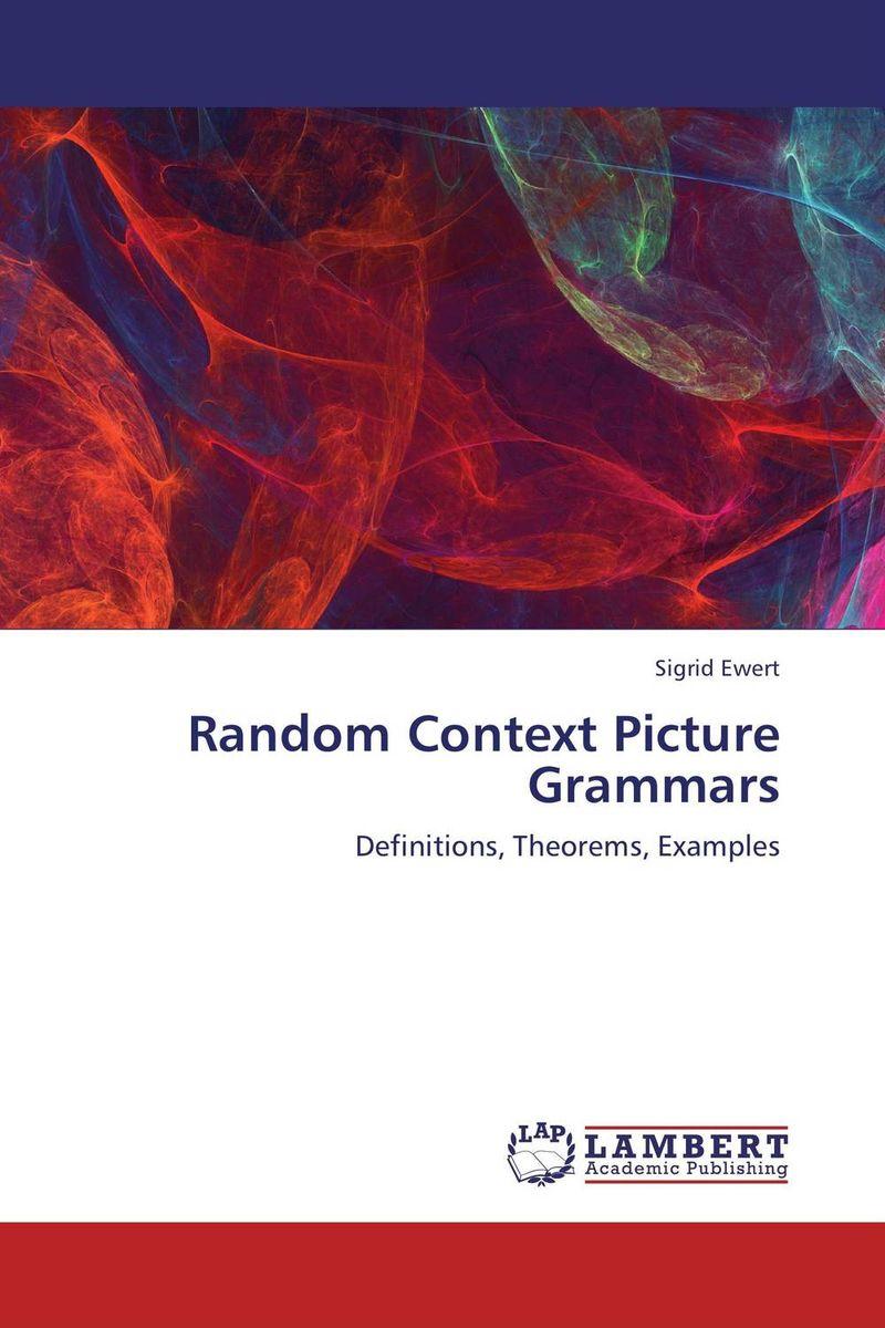 Random Context Picture Grammars