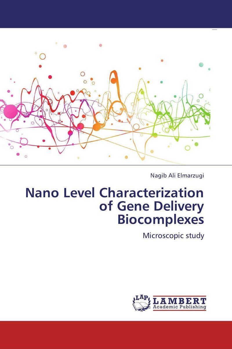 Nano Level Characterization of Gene Delivery Biocomplexes