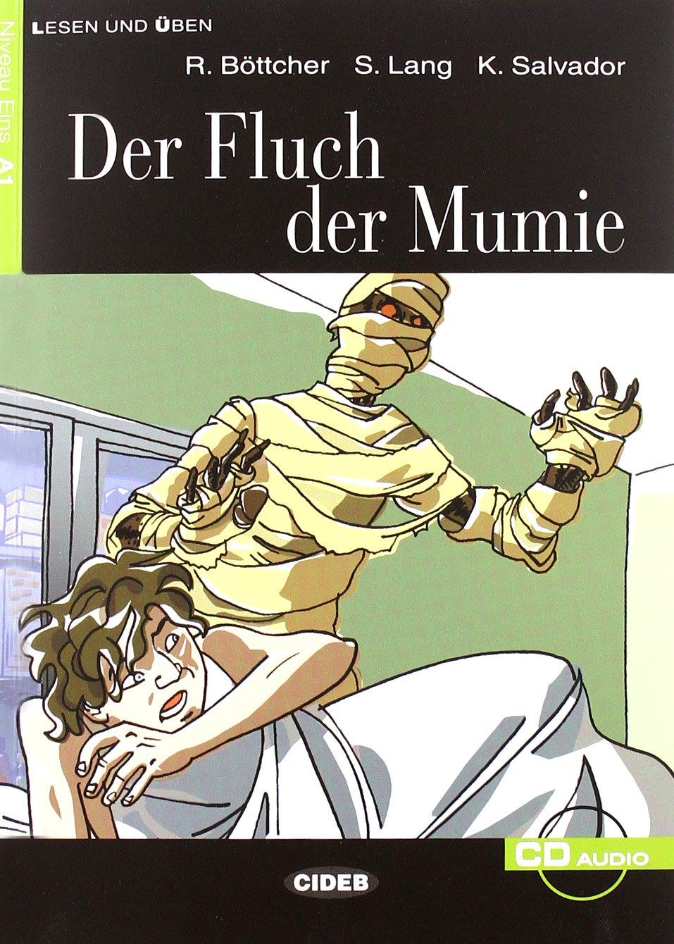 Fluch Der Mumie (Der) Neuausgabe Buch +D