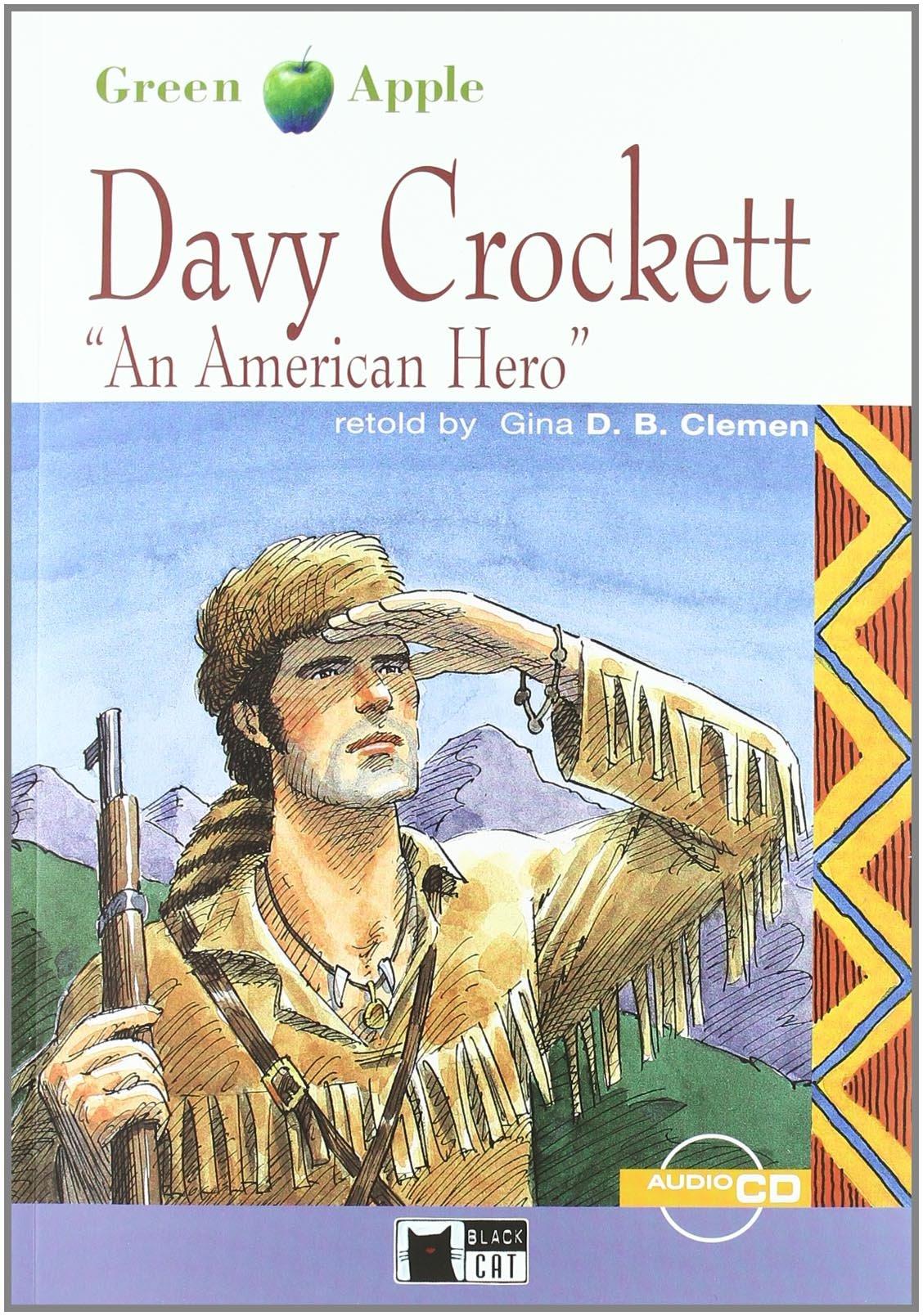 Davy Crockett Bk +D