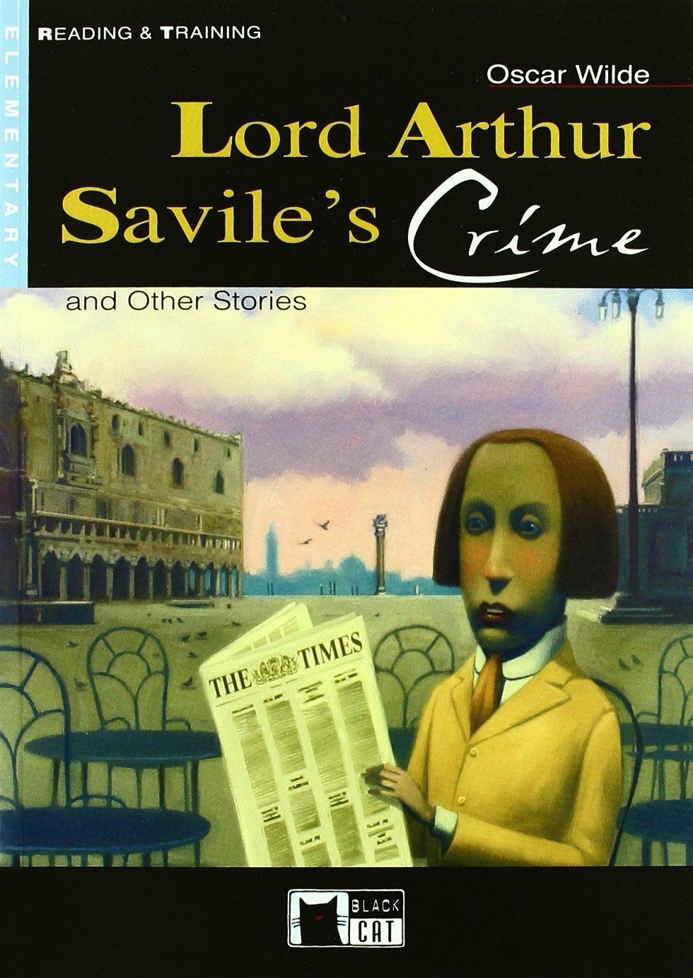 Lord Arthur Savile's Crime (+ CD)