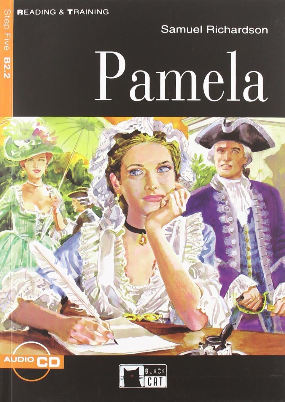 Pamela Bk +D