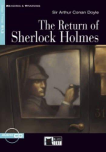 Return Of Sherlock Holmes (The) Bk +D