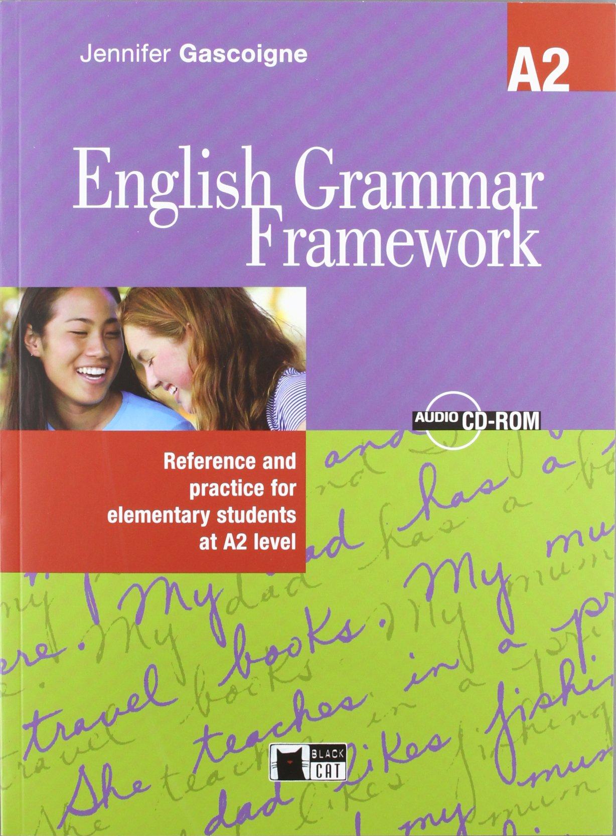 Eng Grammar Framework A1-A2 +R