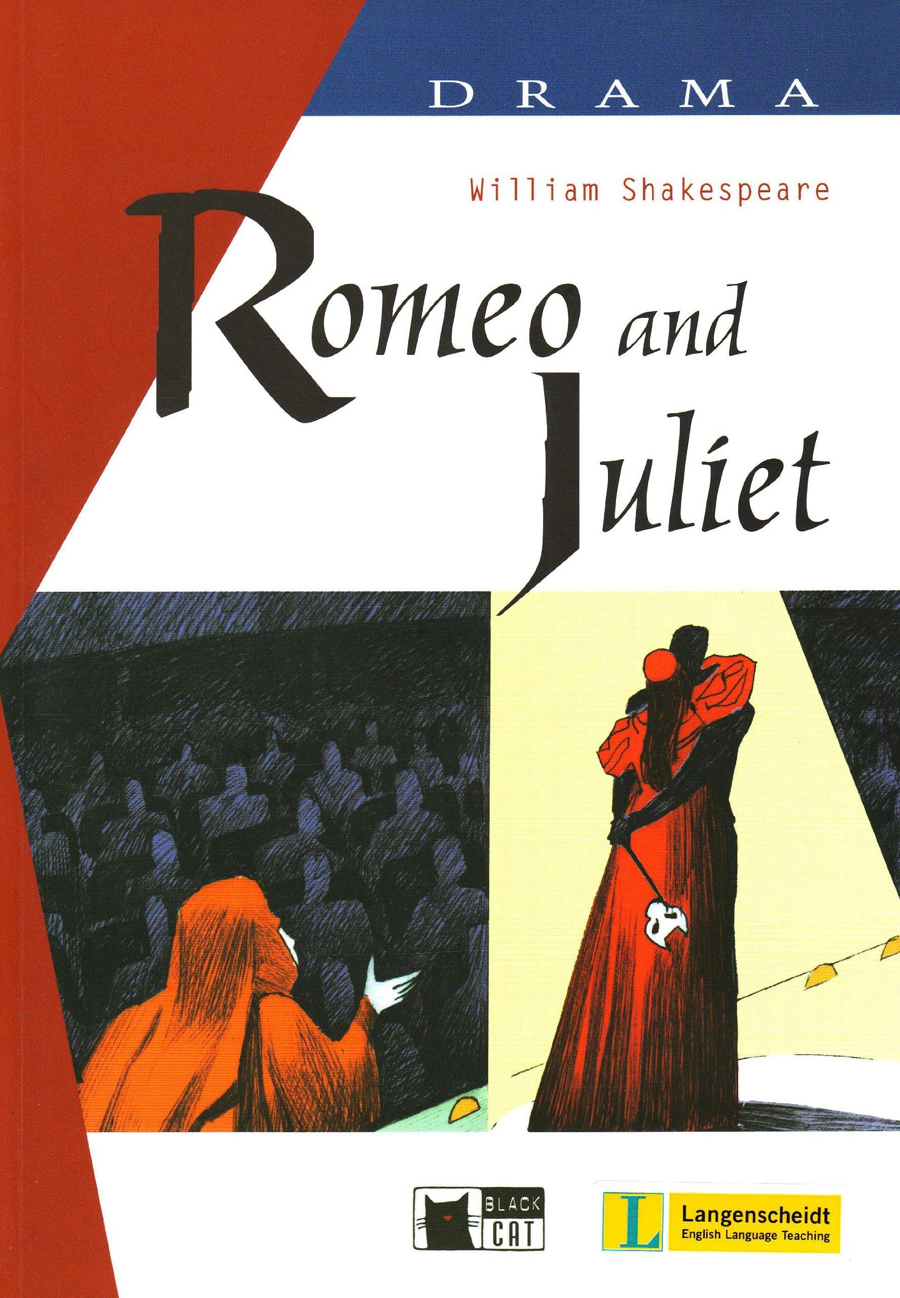 Romeo And Juliet Drama Ne Elem Bk +D