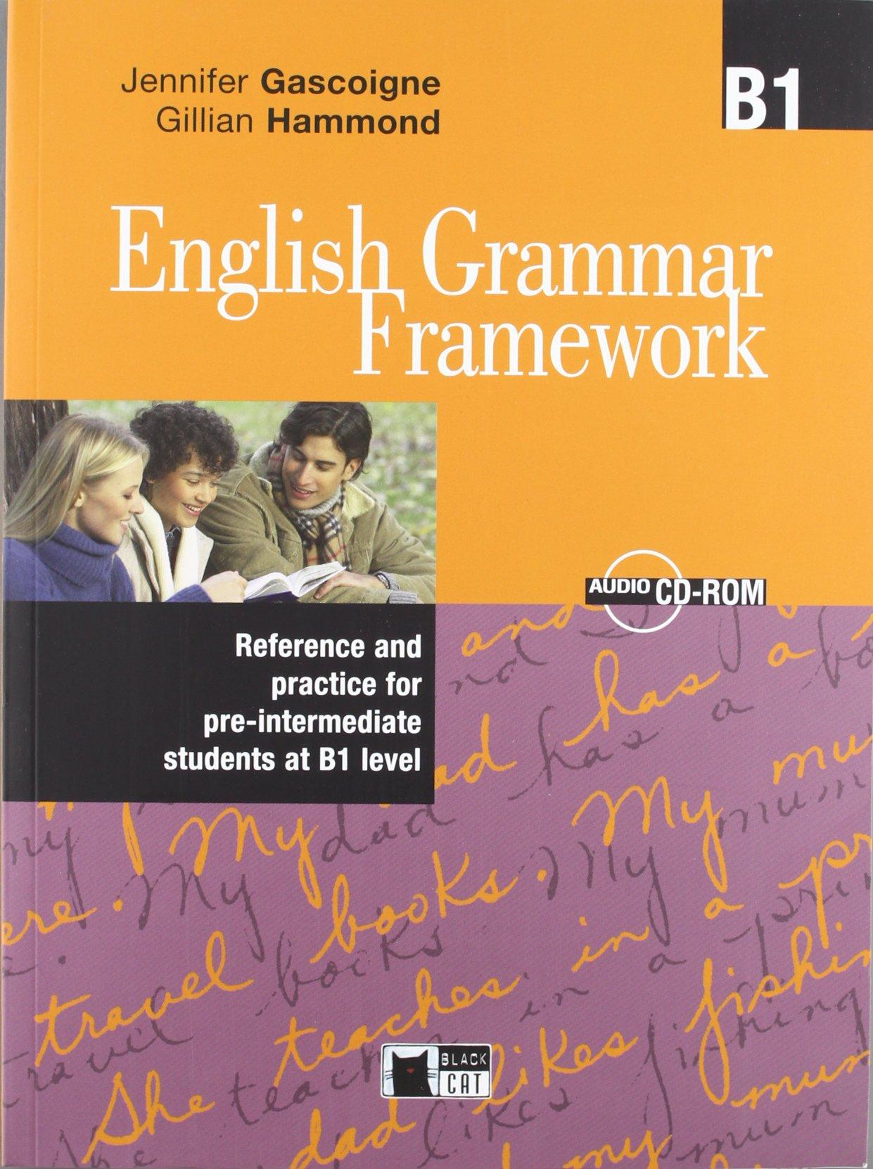 Eng Grammar Framework B1 +R