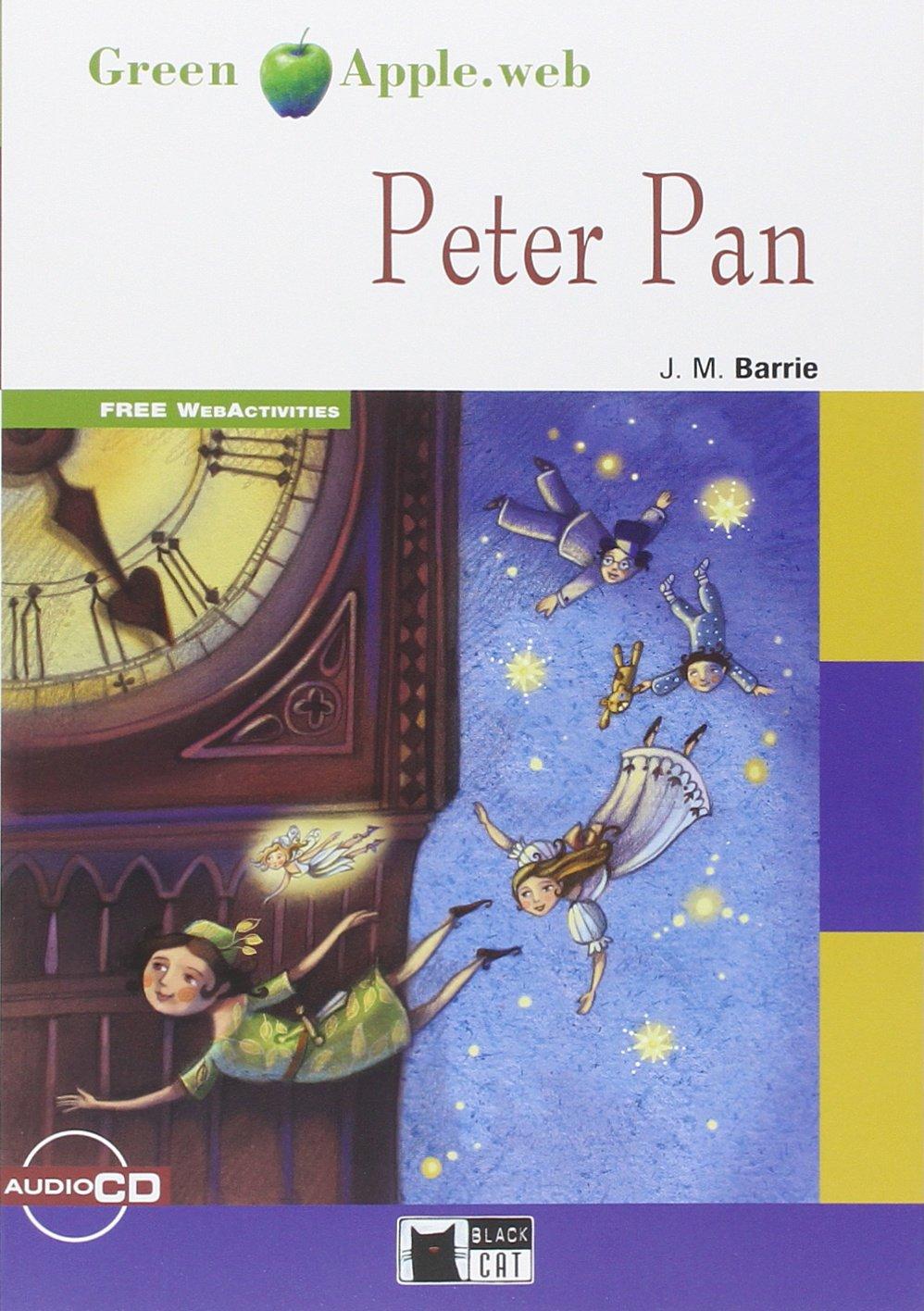 Peter Pan + Cd New Edition