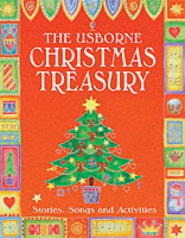 Usborne Christmas Treasury (HB) ***