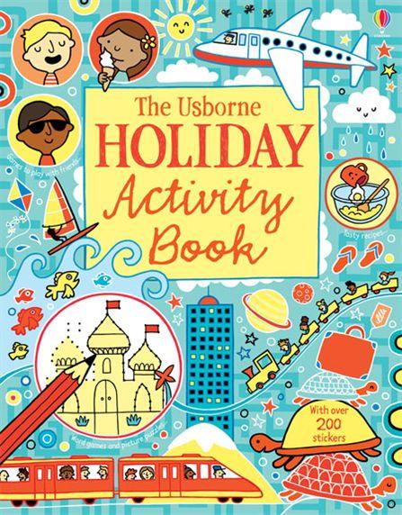 Holiday Activity Book