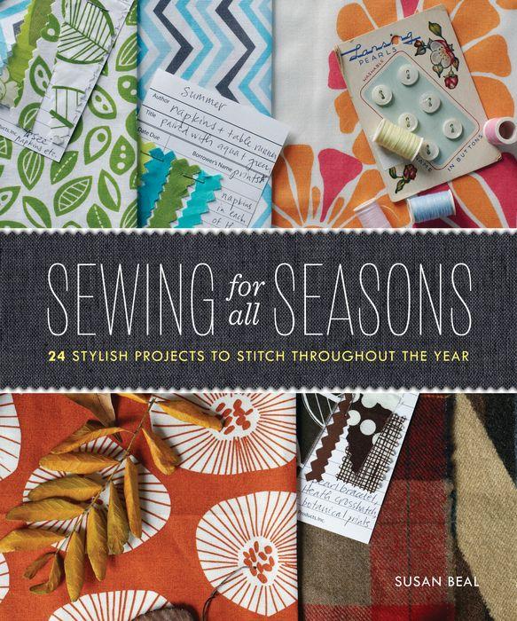 Susan Beal Sewing for All Seasons пена монтажная mastertex all season 750 pro всесезонная