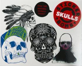Skulls: Sticker Bomb