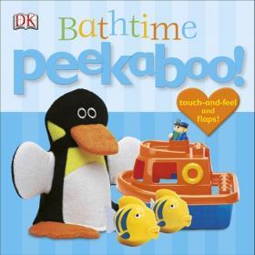 Peekaboo! Bathtime