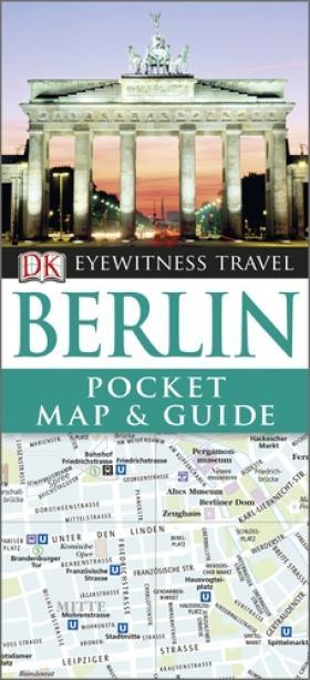 DK Eyewitness Pocket Map and Guide: Berlin selenga hd930