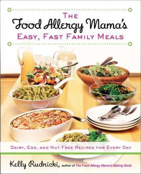Kelly Rudnicki The Food Allergy Mama's Easy, Fast Family Meals kiniki kelly tanga mens