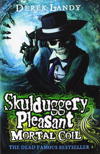 Skulduggery Pleasant 5: Mortal Coil