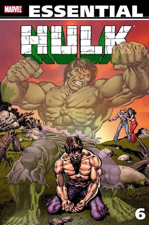 Essential Hulk - Volume 6