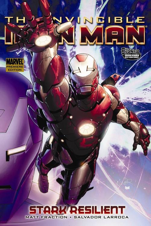 Invincible Iron Man - Volume 5