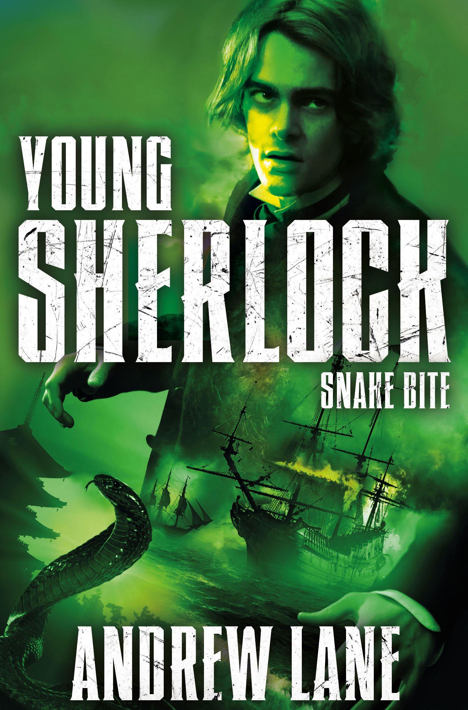 Young Sherlock Holmes: Snake Bite