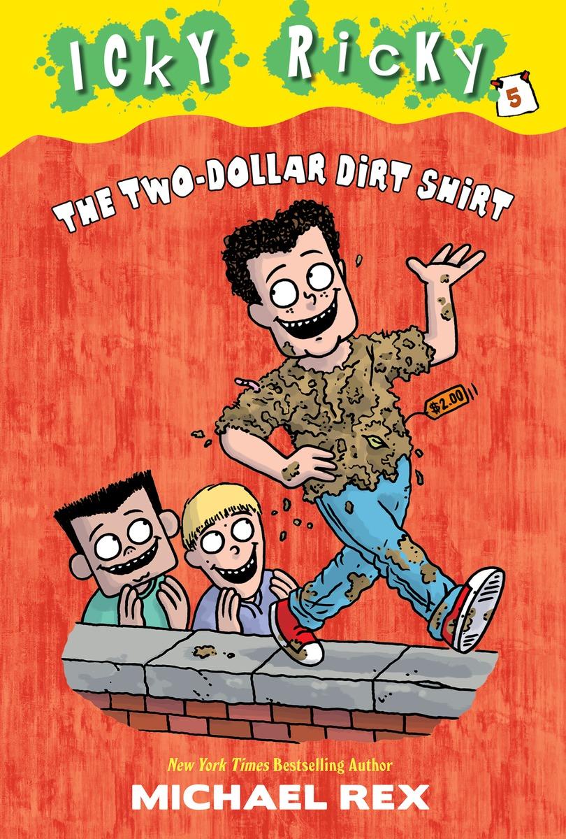 TWO-DOLLAR DIRT SHIRT (IR#5)