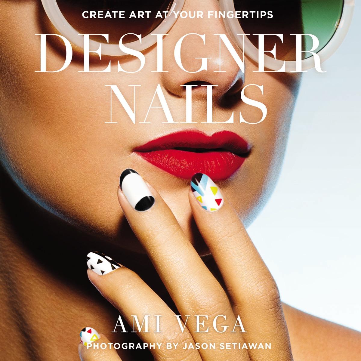 Designer Nails: Create Art at Your Fingertips