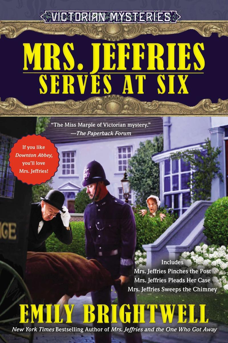 MRS. JEFFRIES SERVES AT SIX