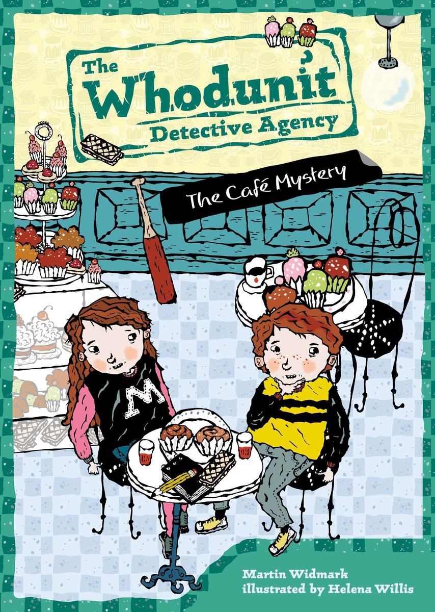 CAFE MYSTERY #4
