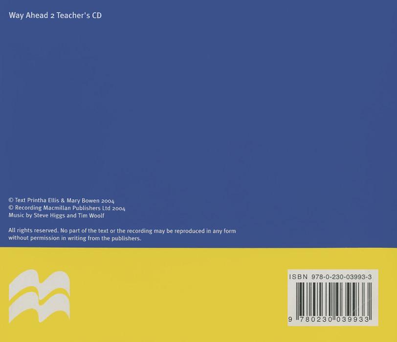 Way Ahead: Teacher's: Level 2 (аудиокнига на CD)