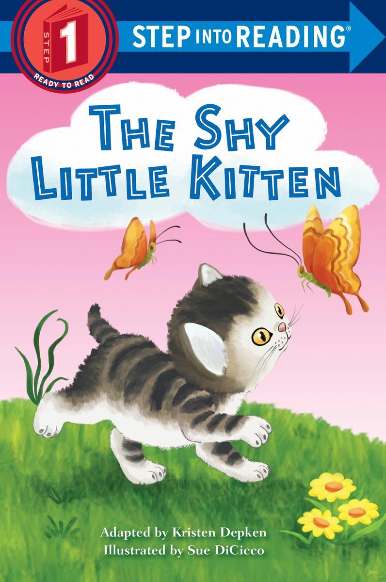 SHY LITTLE KITTEN, THE (SIR)