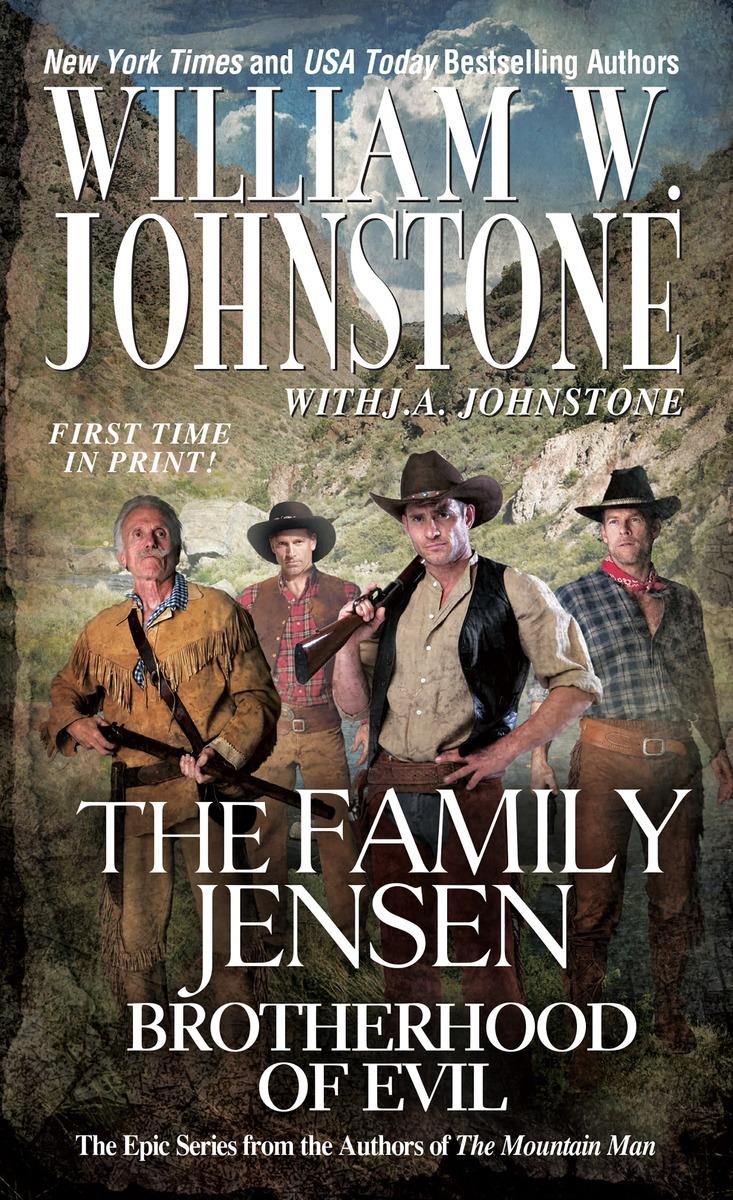 FAMILY JENSEN BROTHERHOOD EVIL