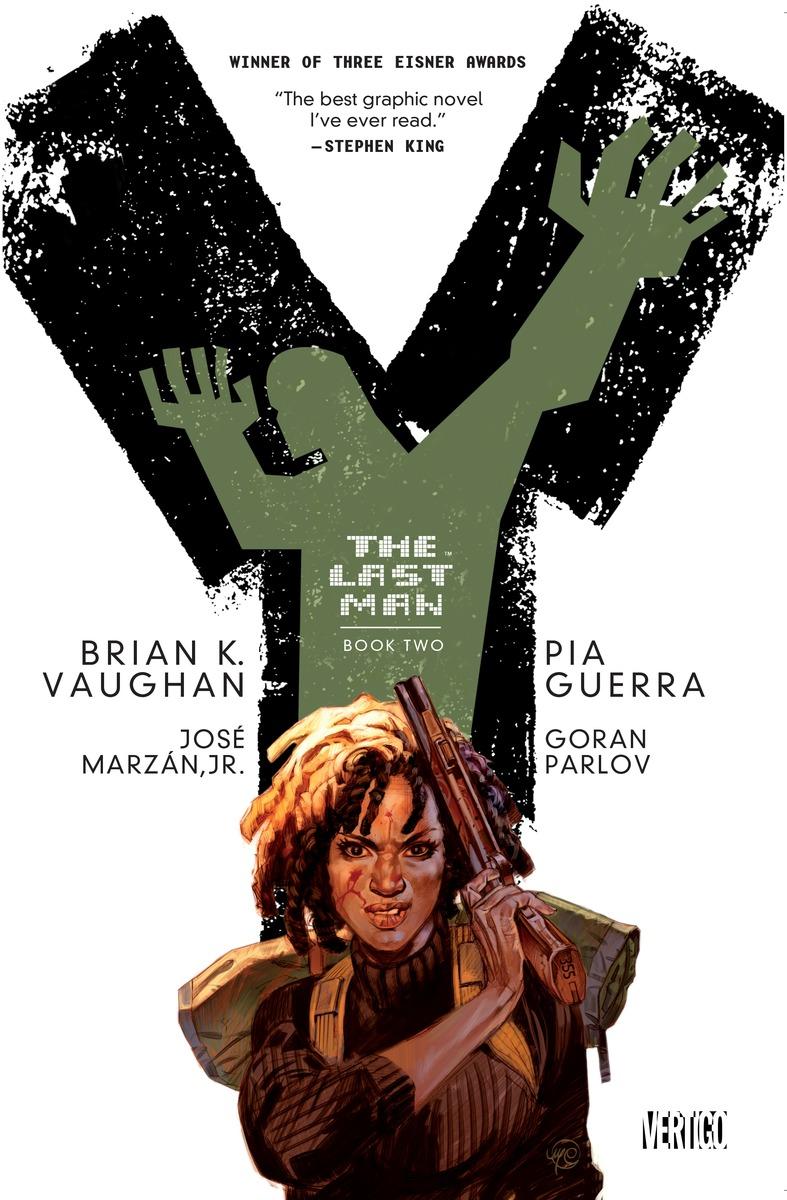 Y: The Last Man: Book 2